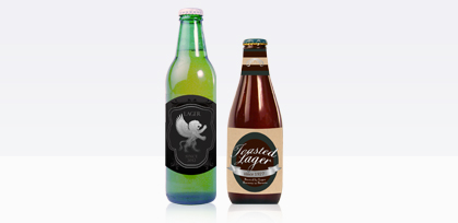 Custom Beer Labels from Lightning Labels