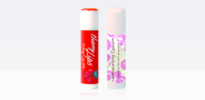 Custom Lip Balm Labels from Lightning Labels