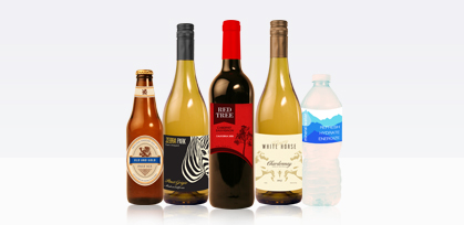 Custom Wine Labels from Lightning Labels