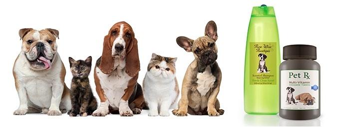 Custom Pet Product Labels