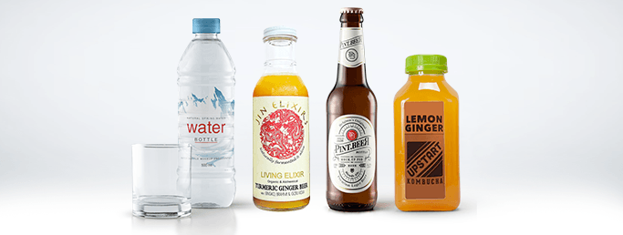 Custom Beverage Labels