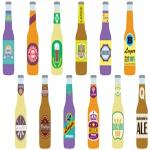 Summertime Brews Deserve Fresh Bottle Labels