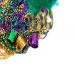 Create Fun, Vibrant Custom Stickers for Mardi Gras and St. Patrick's Day!