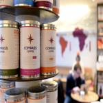 From Afghanistan to D.C., Custom Coffee Labels Keep Compass Coffee Pointed in the Right Direction