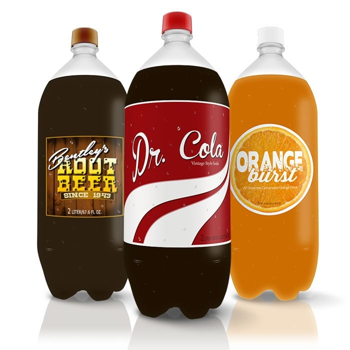 Custom Bottle Labels