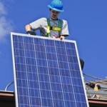 Solar Power Labels and Stickers in the News