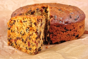 December is National Fruitcake Month