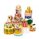 Custom Roll Labels Provide an Easy and Efficient Label Solution