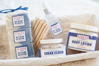 Bath and Body Product Labels