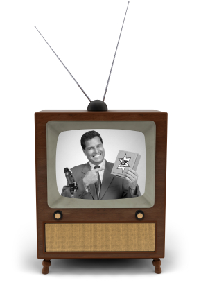 TV Advertising in the 1960's