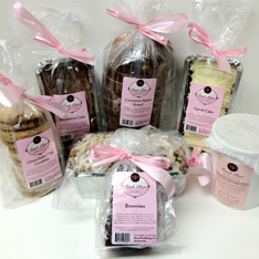 Bakery Labels from Lightning Labels
