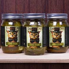 Canning Jar Labels from Lightning Labels